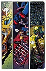 Transformers: More Than Meets the Eye (2011-) #49