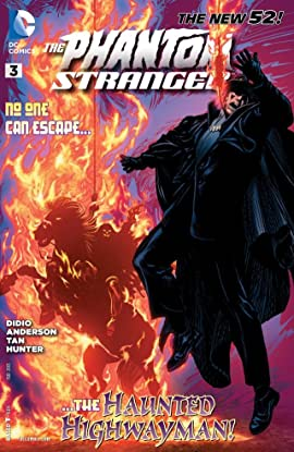 The Phantom Stranger (2012-2014) No.3