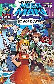 Mega Man #19