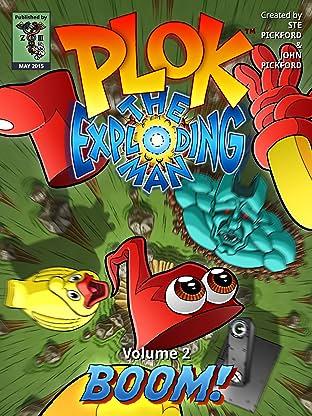 Plok The Exploding Man Vol. 2: Boom!
