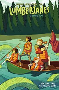Lumberjanes Tome 3