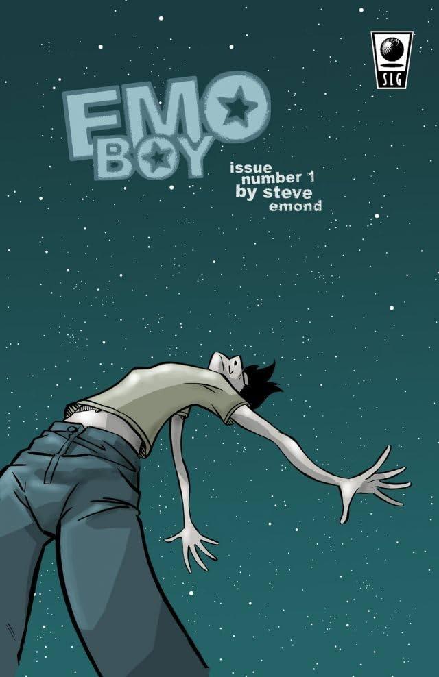 Emo Boy #1