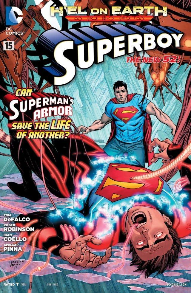 Superboy (2011-2014) #15
