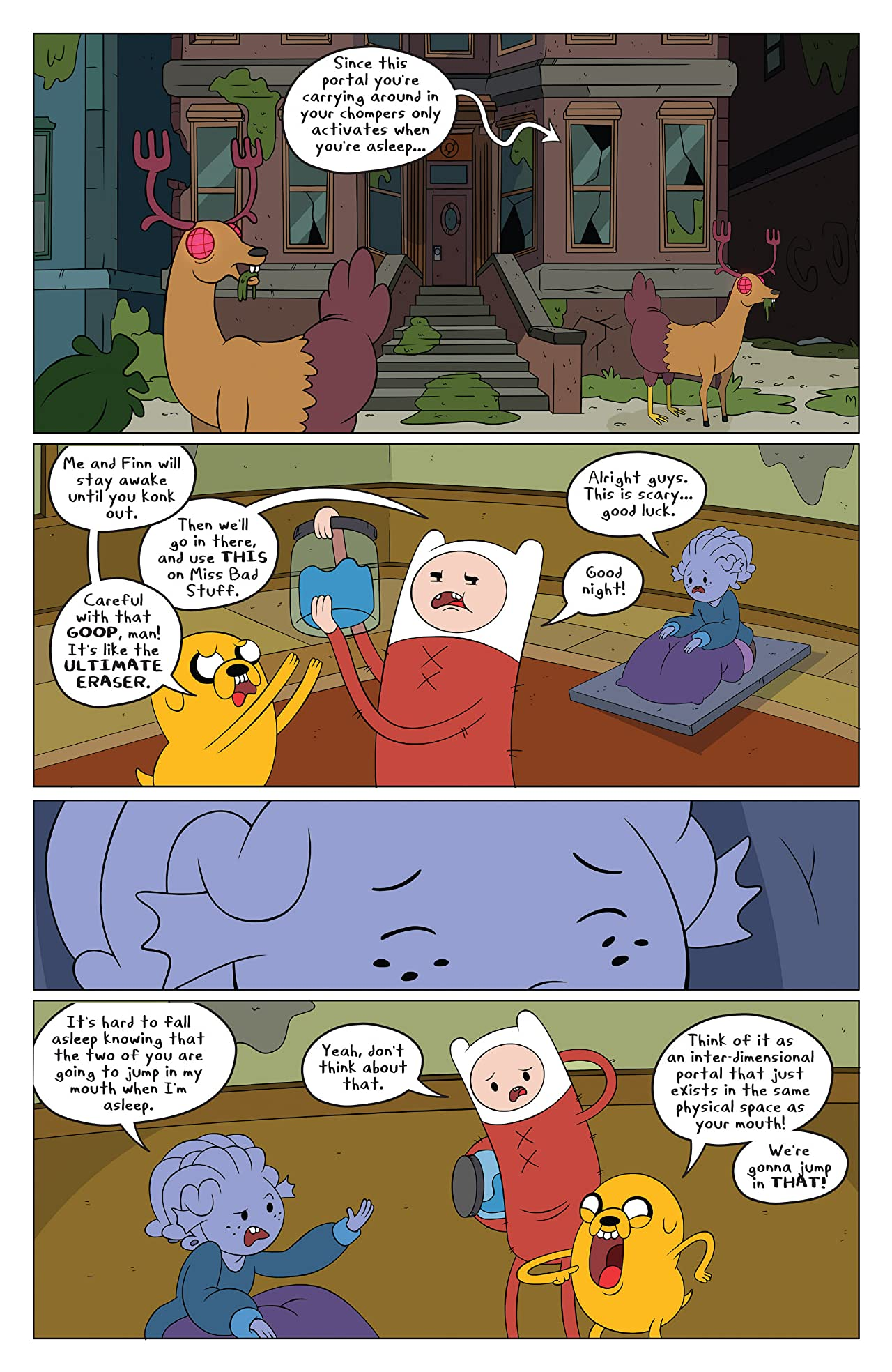 Adventure Time #49