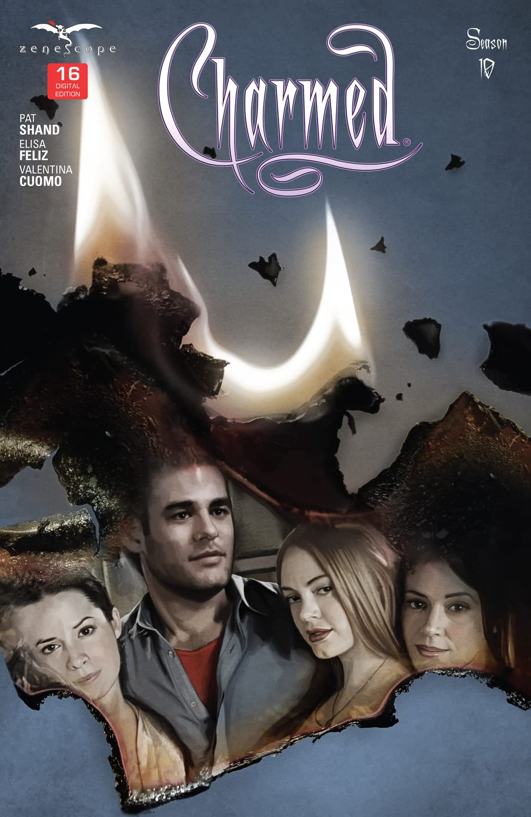 Charmed: Season 10 #16