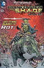 Frankenstein, Agent of SHADE (2011-2013) #15