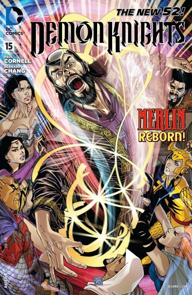Demon Knights (2011-2013) #15