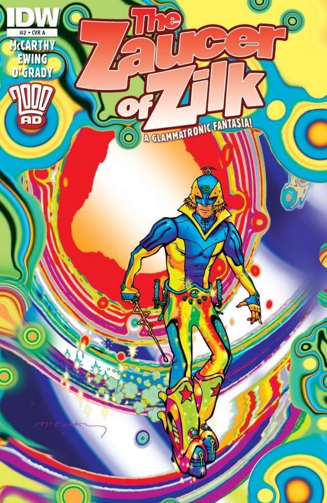 Zaucer of Zilk #2 (of 2)