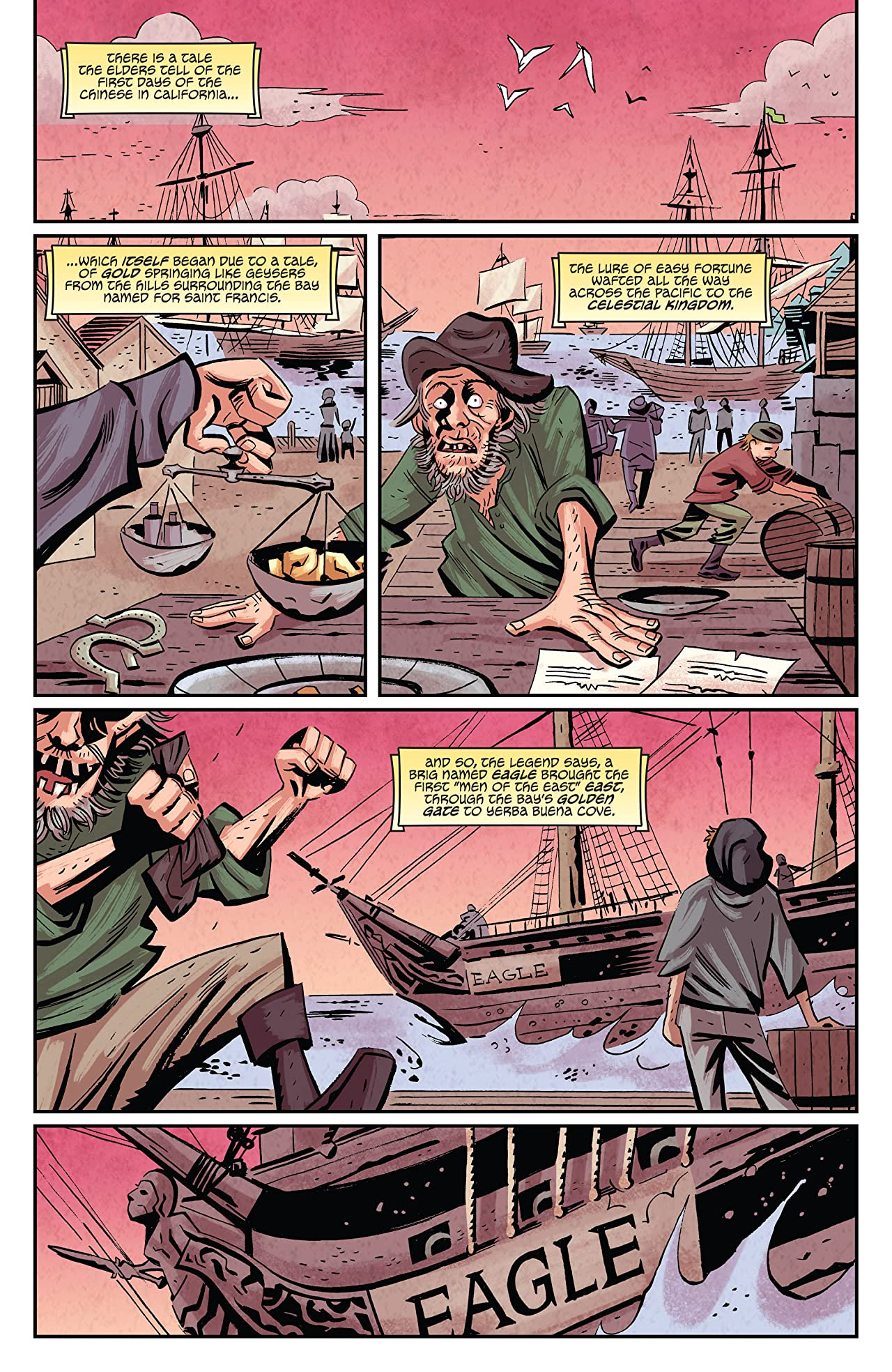 Big Trouble in Little China #21