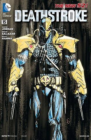 Deathstroke (2011-2013) #15