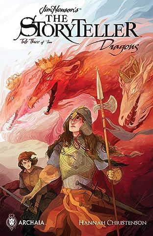 Jim Henson's The Storyteller: Dragons #3 (of 4)