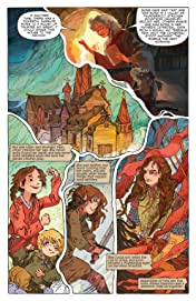 Jim Henson's The Storyteller: Dragons #3 (of 4)