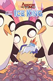 Adventure Time: Ice King #2