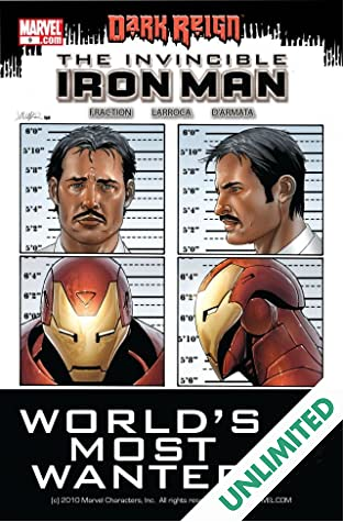 Invincible Iron Man (2008-2012) #9