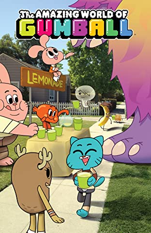 The Amazing World of Gumball Tome 2