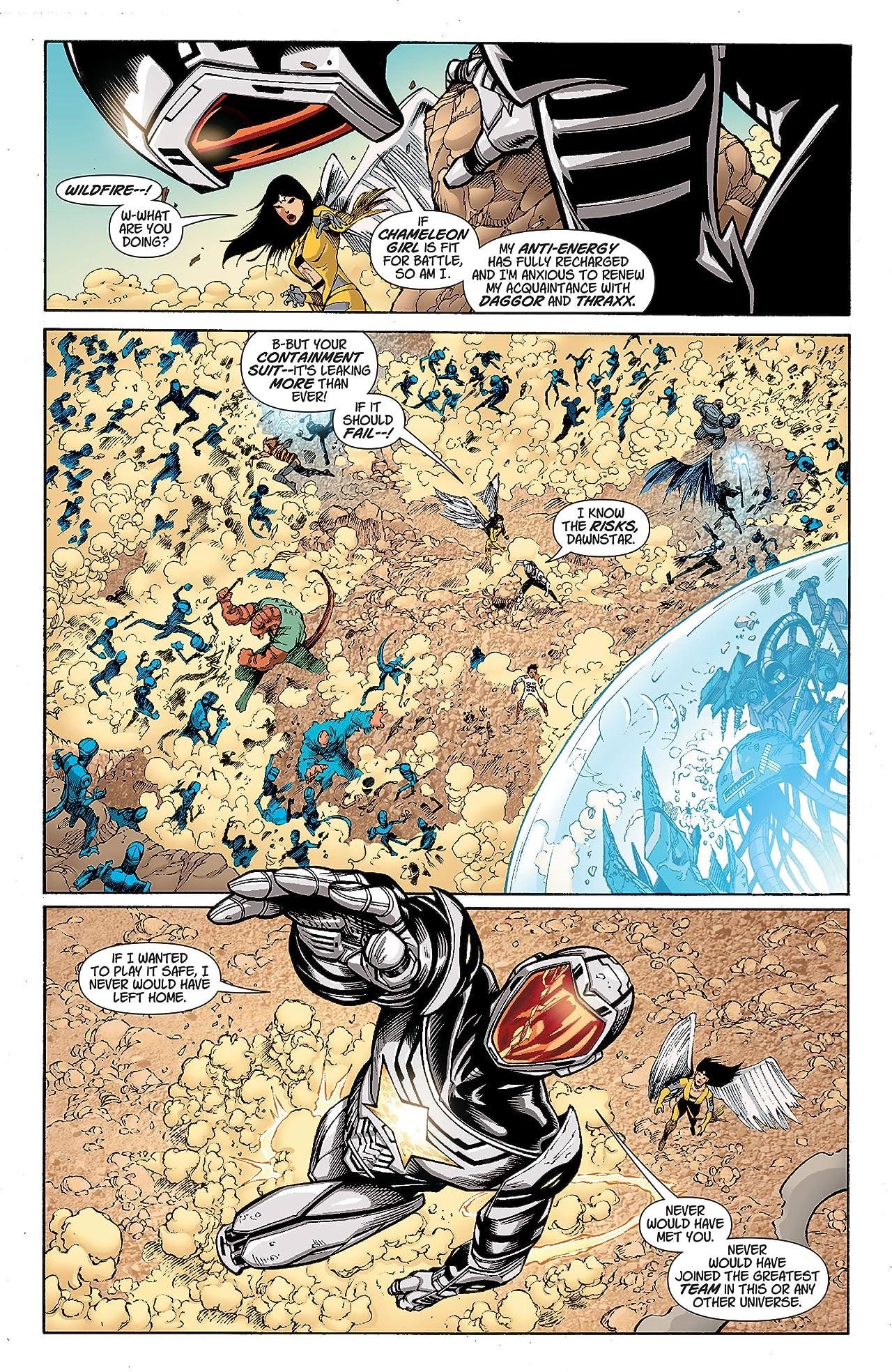 Legion Lost (2011-2013) #15