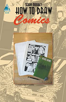 Terry Moore's How To Draw: Comics