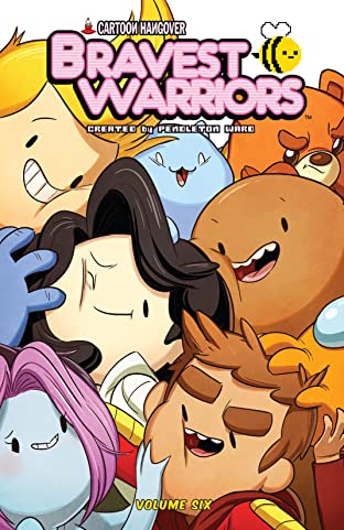 Bravest Warriors Tome 6