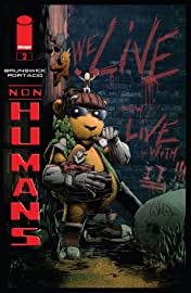 Non Humans #2 (of 4)