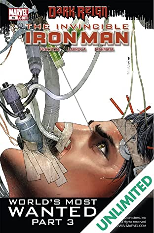 Invincible Iron Man (2008-2012) #10