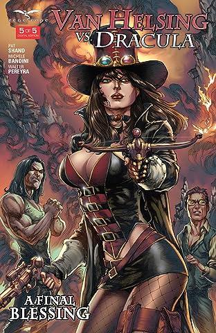 Van Helsing vs. Dracula #5