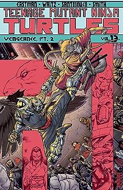 Teenage Mutant Ninja Turtles Tome 13: Vengeance, Part 2