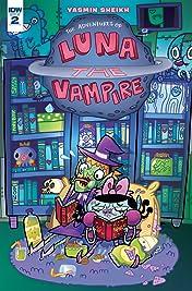 Luna the Vampire #2