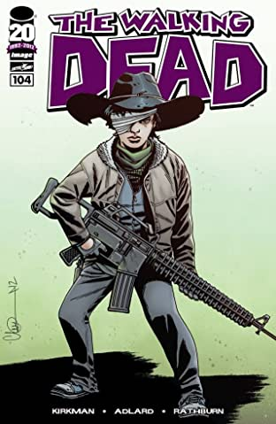 The Walking Dead #104