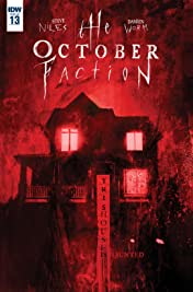 The October Faction #13