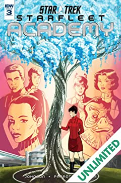 Star Trek: Starfleet Academy #3 (of 5)