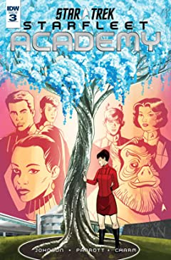 Star Trek: Starfleet Academy No.3 (sur 5)