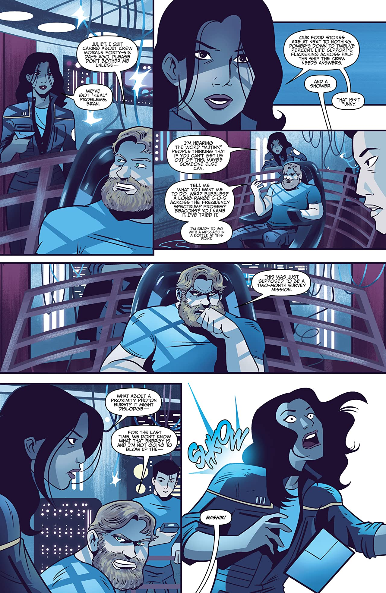 Star Trek: Starfleet Academy #3 (of 5)