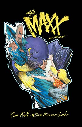 The Maxx: Maxximized Vol. 5