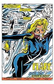 Flare #7
