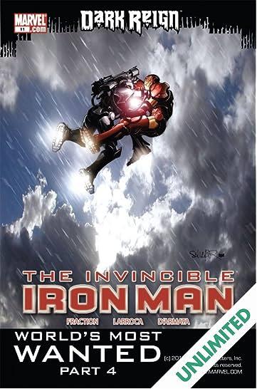 Invincible Iron Man (2008-2012) #11