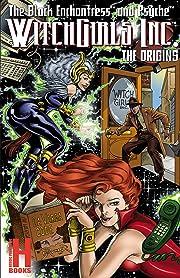 Witchgirls Inc. The Origins