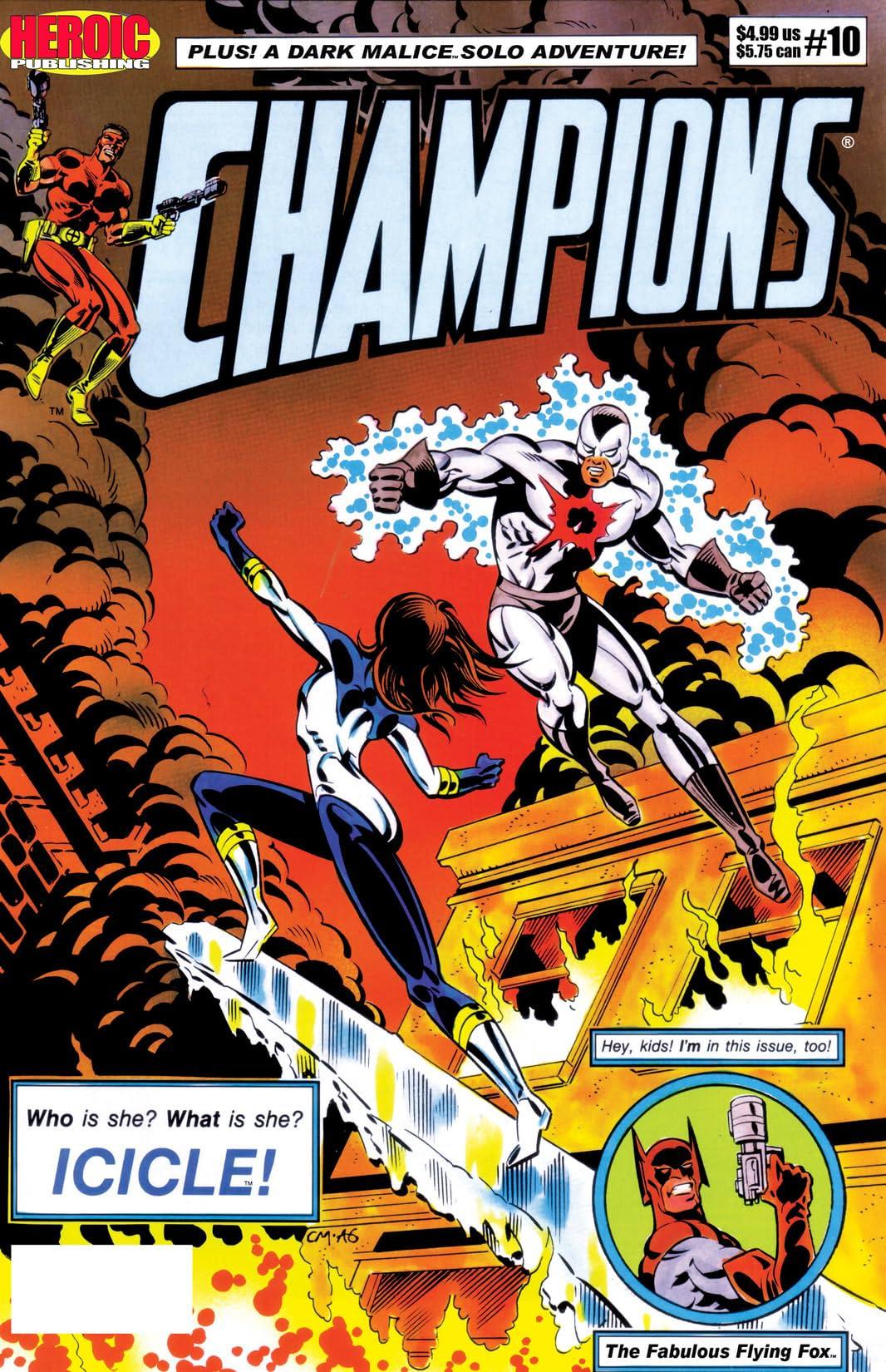 Champions #10