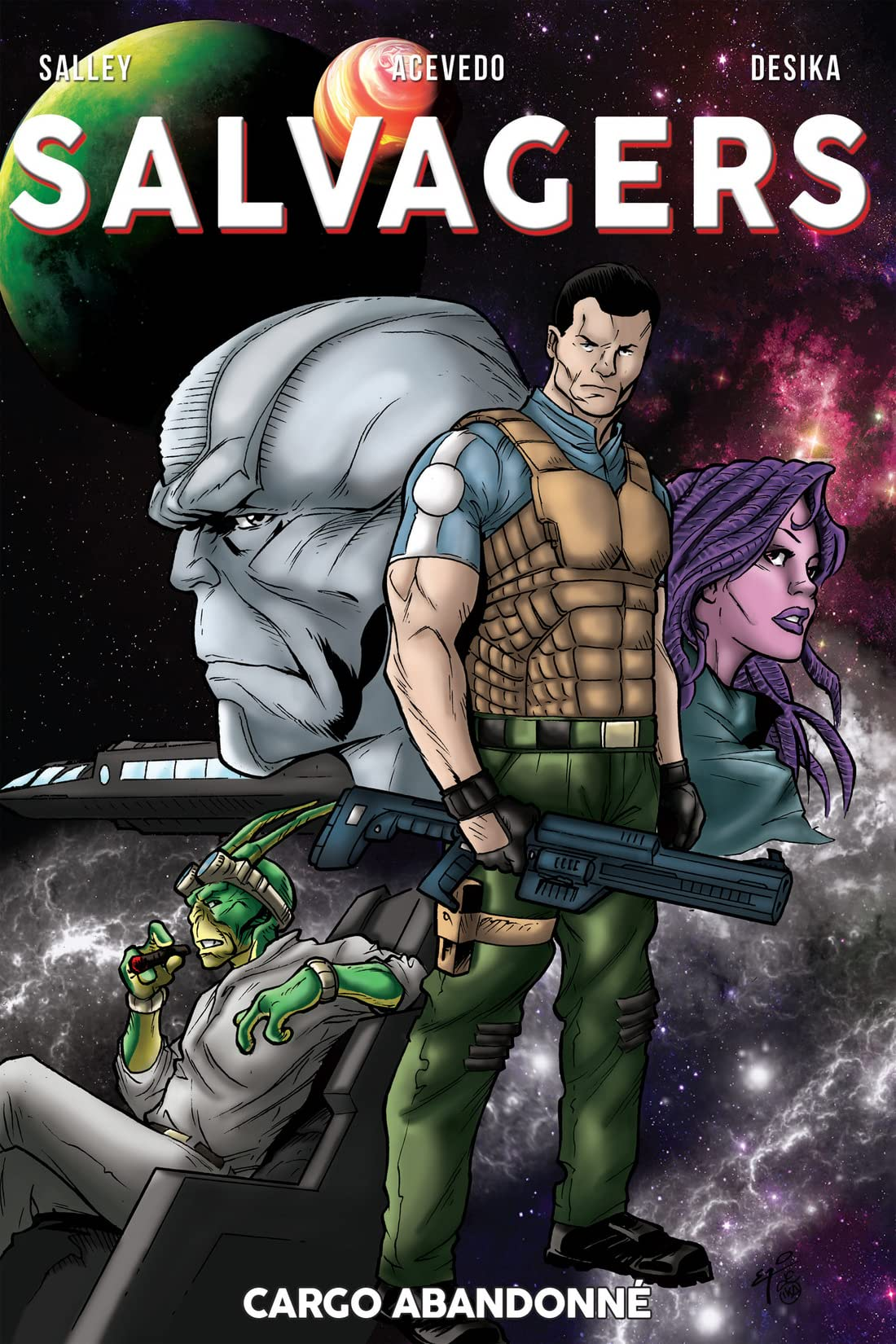 Salvagers Vol. 1