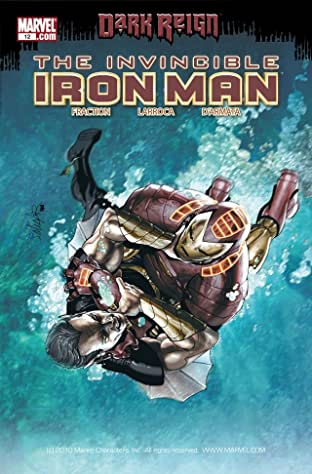 Invincible Iron Man (2008-2012) #12