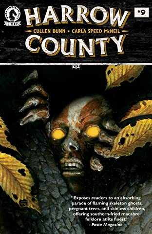 Harrow County No.9