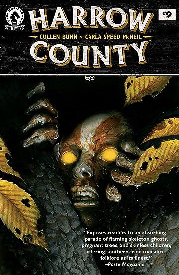 Harrow County #9