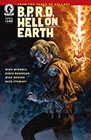 B.P.R.D. Hell on Earth #140