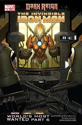 Invincible Iron Man (2008-2012) #13