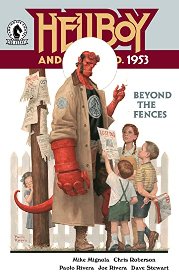 Hellboy and the B.P.R.D.: 1953 #3: Beyond the Fences: Part One