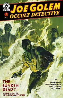 Joe Golem: Occult Detective #5
