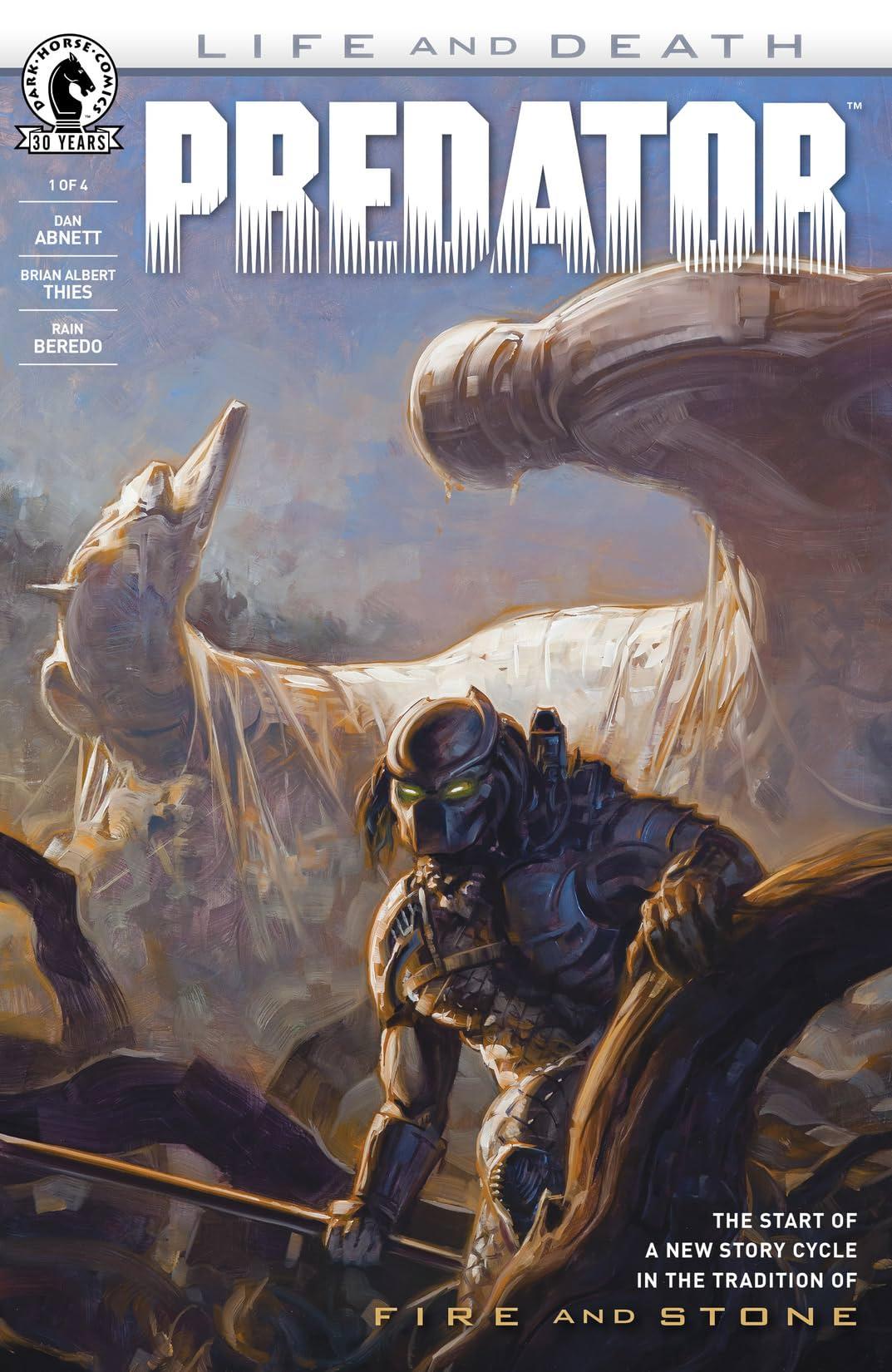 Predator: Life and Death #1