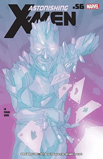 Astonishing X-Men (2004-2013) #56