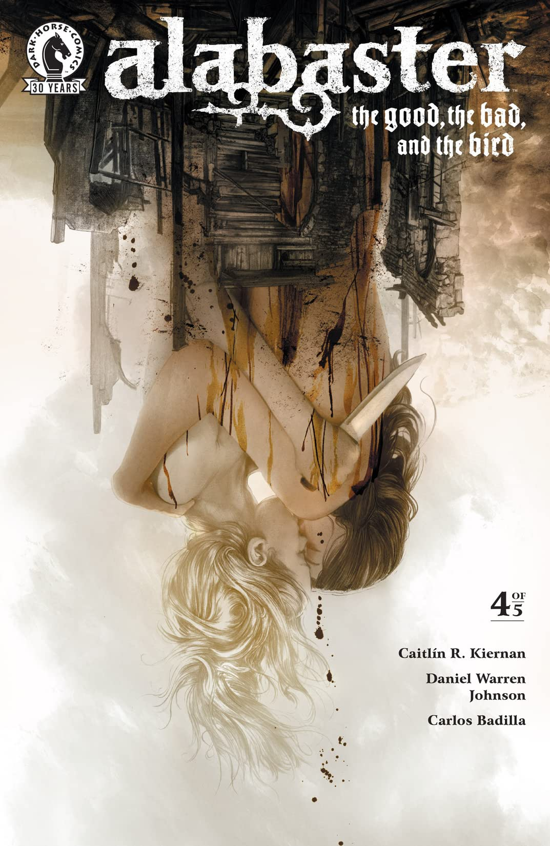 Alabaster: The Good, the Bad, and the Bird #4