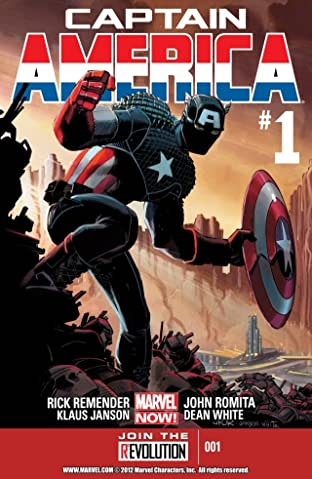 Captain America (2012-2014) No.1