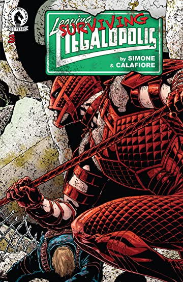 Leaving Megalopolis: Surviving Megalopolis #3
